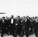 Fazlollah Zahedi leaves Iran, Tehran airport (3).jpg