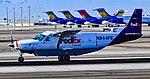 FedEx Feeder (West Air) Cessna 208B Super Cargomaster N844FE (cn 208B0149) (42238235174).jpg