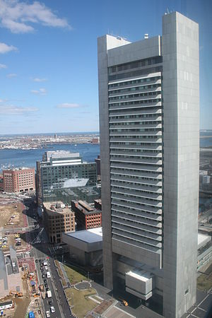 Federal Reserve Bank Building (Boston) - Image: Federal Reserve Bank Building Boston