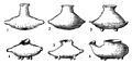 Feeding bottles, Late Bronze Age to Early Iron Age. Wellcome M0011343.jpg