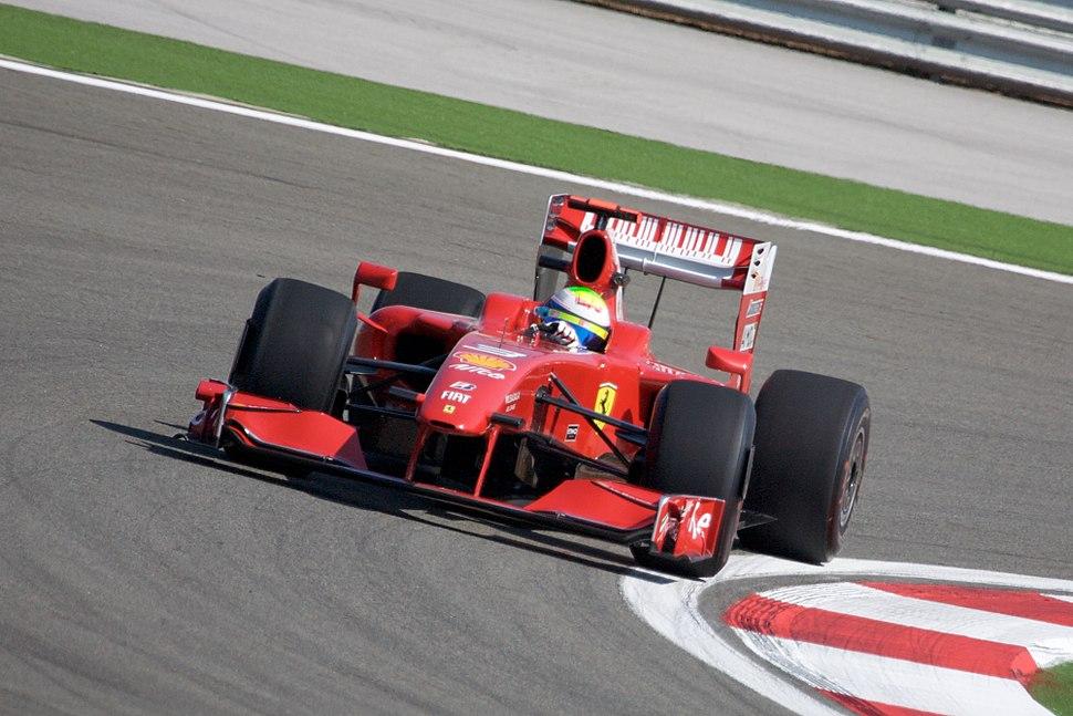 Felipe Massa 2009 Turkey