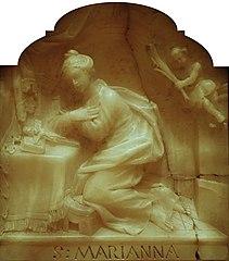 Święta Maria Anna de Paredes