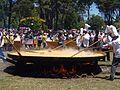 Fiesta del Omelette Gigante, todos los años en Pigüe. - panoramio (3).jpg