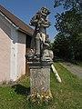 Figurenbildstock hl. Felix von Cantalice in Schwarzenau.jpg