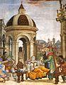 Filippino Lippi - St John the Evangelist Resuscitating Druisana (detail) - WGA13156.jpg