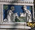 Firenze, chiesa della misericordia, interno, pala di andrea della robbia 05.JPG