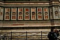 Firenze - Florence - Piazza del Duomo - View on the South Side of il Campanile di Giotto IV.jpg