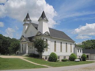 Moreland, Georgia - First Baptist Church of Moreland