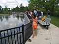 Fishing Day at the Northeast Fishery Center in Lamar, PA. (4678299575).jpg