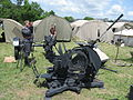 FlaK 38 anti-aircraft gun during the VII Aircraft Picnic in Kraków 2.jpg