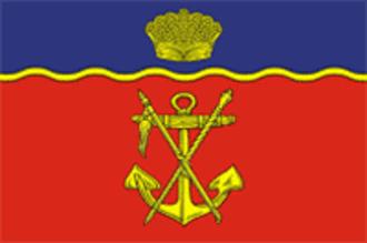 Kalachyovsky District - Image: Flag of Kalachevsky rayon (Volgograd oblast)