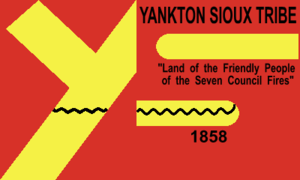 Flag of the Yankton Sioux Tribe.png