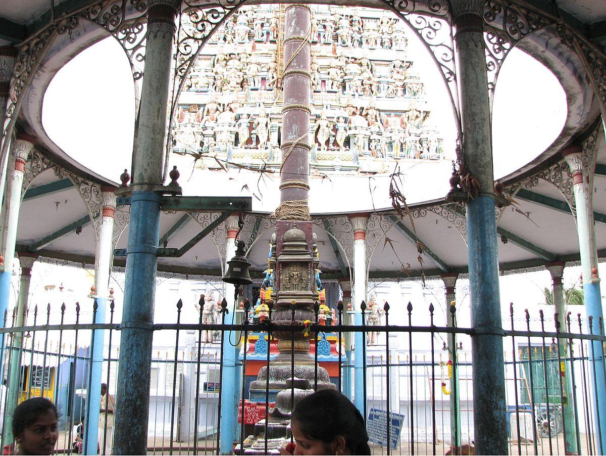 Thiruporur Kandaswamy temple - Wikipedia