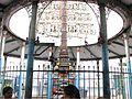 Flag pole of Thiruporur murugan temple.jpeg