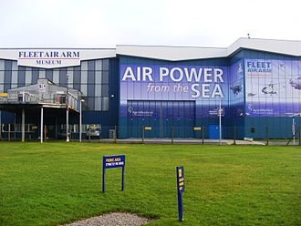 Fleet Air Arm Museum - Image: Fleet Air Arm Museum