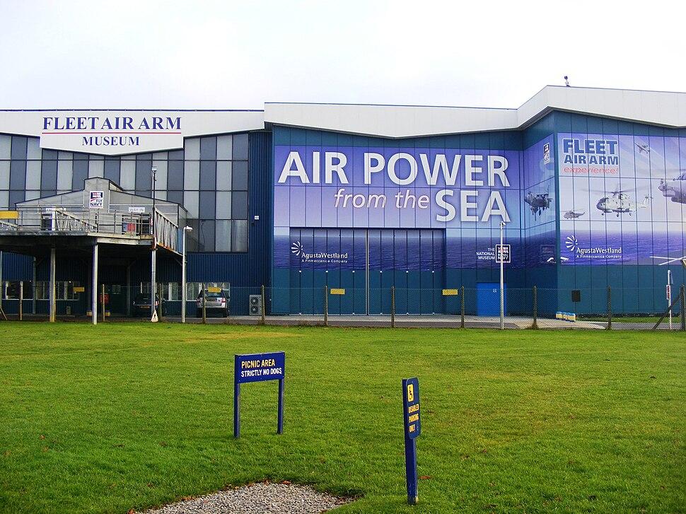 Fleet Air Arm Museum.JPG