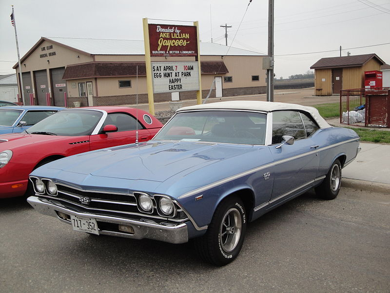 File:Flickr - DVS1mn - 69 Chevrolet Chevelle SS (3).jpg