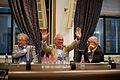 Flickr - Sebastiaan ter Burg - Ed van Thijn, Frans Weisglas en Jan Pronk.jpg