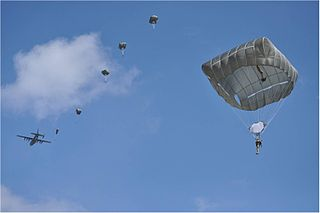 United States Army Airborne School Basic paratrooper training school for the United States armed forces