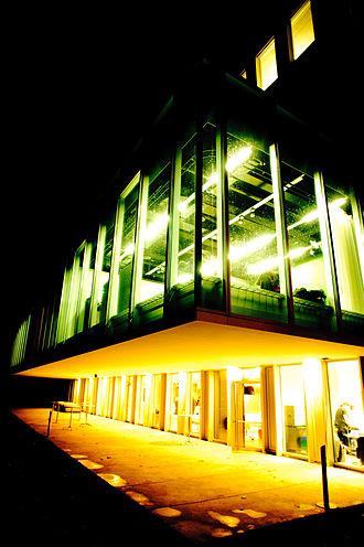 Heinrich Böll Foundation - Heinrich Böll Foundation headquarters, entrance