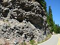 Flickr - brewbooks - Uplifted Columnar basalt Mount Rainier National Park.jpg