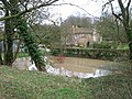 Flooded pond at Mydensole Farm - geograph.org.uk - 1141917.jpg