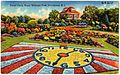 Floral Clock, Roger Williams Park, Providence, R.I (66610).jpg