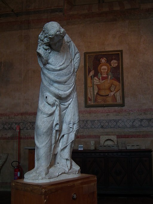 Florence, Santo Spirito Collection Salvatore Romano Foundation
