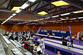 Foil competition French Fencing Championship 2013.jpg