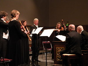The Amsterdam Baroque Orchestra directed by To...