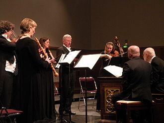 Amsterdam Baroque Orchestra & Choir - Image: Folle Journée 2009 Amsterdam Baroque Orchestra