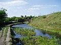 Footbridge over Canal at Prestolee - geograph.org.uk - 416477.jpg