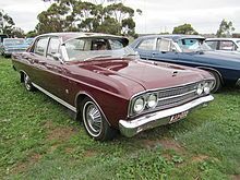 Ford Fairlane ZB 500