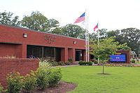Forest Park, Georgia City Hall.JPG