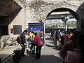 Former Exit B (current Exit C) of Jishuitan Station (20140329101307).jpg