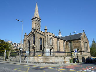 Morningside, Edinburgh - Former Morningside Parish Church