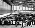 Fornebu International Airport, FBU, Oslo. Inaugural of Hangar 2 buildning, Koksa - Nerhstedet at Fornebu.jpg