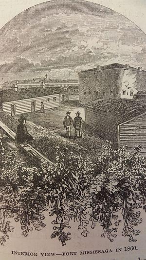 Fort Mississauga - Image: Fort Mississauga