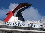 Fotos del crucero Carnival Breeze en el puerto de La Luz y de Las Palmas en Gran Canaria (8179699724).jpg