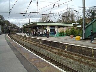 Four Oaks railway station