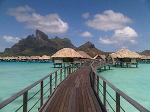 Bora Bora - Four Seasons Resort Bora Bora