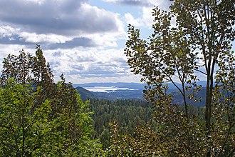 Lommedalen - Image: Framed view (6132003631)
