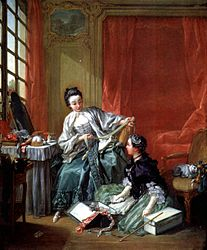 François Boucher: The Milliner