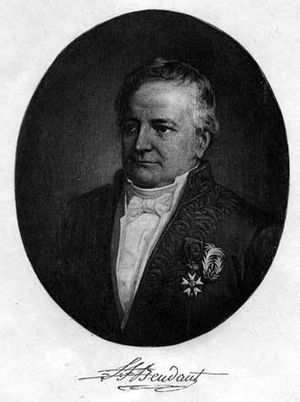 François Sulpice Beudant - François Sulpice Beudant.