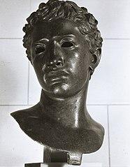 bust of Juba II