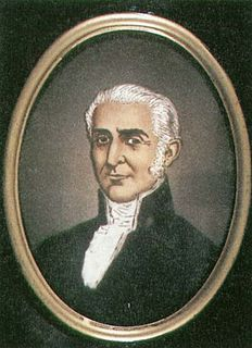 Francisco Montalvo y Ambulodi Viceroy of New Grenada