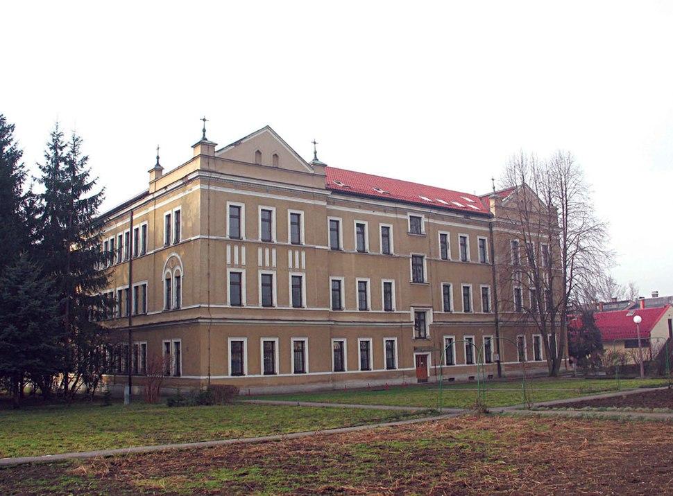 Franjevačka kl. gimnazija i Sjemenište, samostan sv. Bonaventure, Visoko