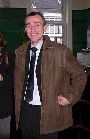 Frank Vandenbroucke (politician) - Frank Vandenbroucke in 2006 in Turnhout