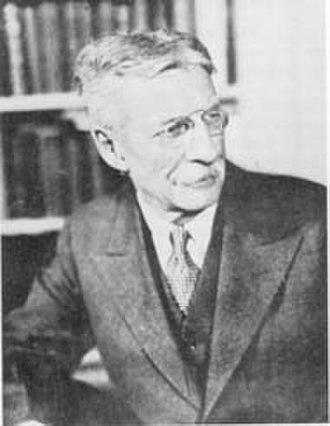 Frank J. Sprague - Frank Julian Sprague (1857–1934) American  inventor, Father of Electric Traction