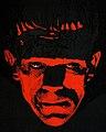 Frankenstein (1931) by Karoly Grosz - detail from teaser poster.jpg